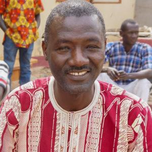 Lamin Kijera WYCE Gambia Country Director