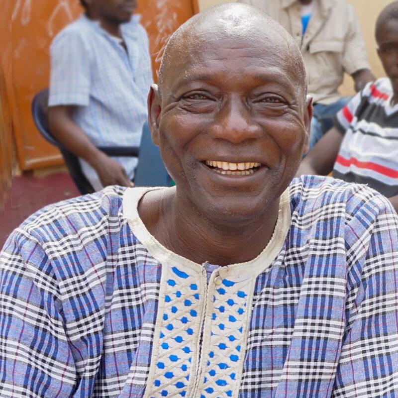 Malange Camara WYCE Gambia